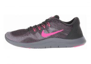Nike Flex RN 2018 Anthracite Hyper Pink Grey