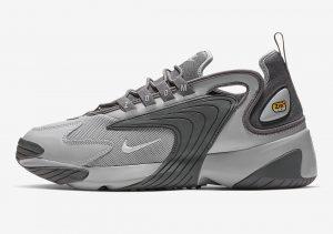Nike Zoom 2K Wolf Grey White Dark