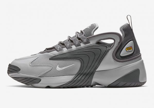 Nike Zoom 2K Wolf Grey White Dark