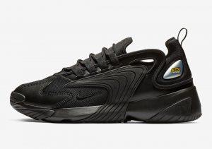 Nike Zoom 2K Black