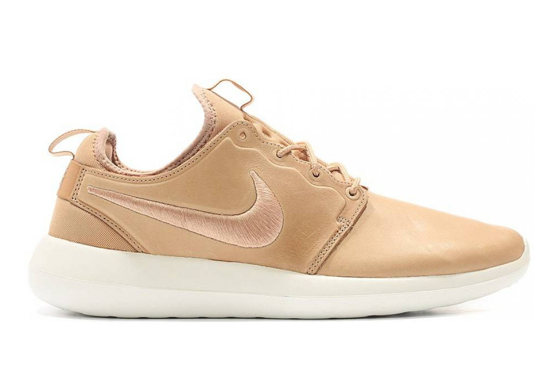NikeLab Roshe Two Leather Premium Brown