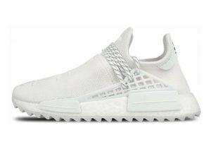 Pharrell Williams x Adidas Human Race NMD TR White