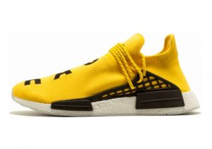 Pharrell Williams x Adidas Human Race NMD Yellow