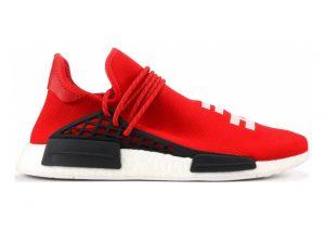 Pharrell Williams x Adidas Human Race NMD Red