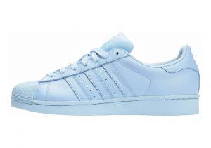Pharrell Williams x Adidas Superstar Supercolor Pack White