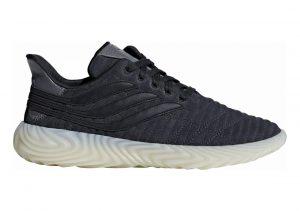 Adidas Sobakov Carbon/Black/White