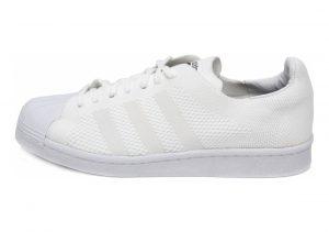 Adidas Primeknit Superstar Boost White/white