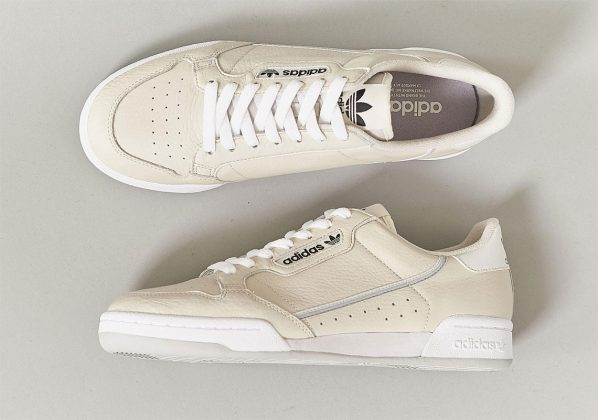 Adidas Continental 80 United Arrows White