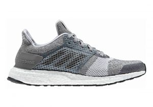 Adidas Ultra Boost ST Grey Two/Silver Metallic/Grey Four