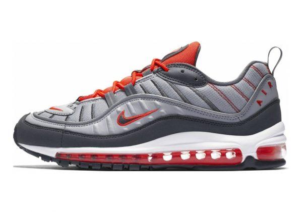 Nike Air Max 98 Wolf Grey, Dark Grey