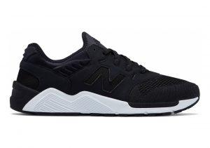New Balance 009 Black with White