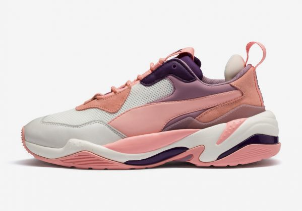 Puma Thunder Spectra Pink Maroon