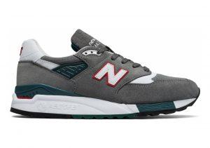 New Balance 998 Grey/Red