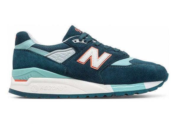 New Balance 998 Blue