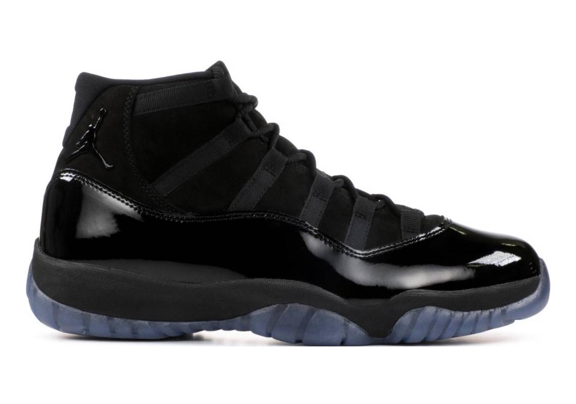 Air Jordan 11 Retro Black/Black/Black