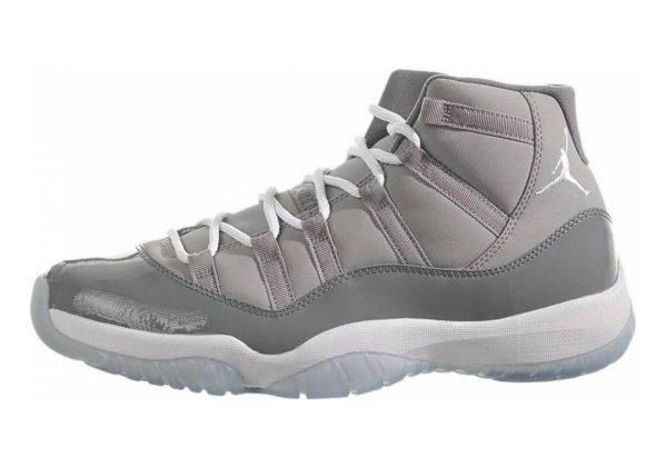 Air Jordan 11 Retro Medium Grey, White-cool Grey