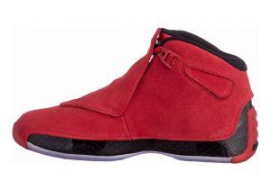 Air Jordan 18 Retro Gym Red, Black