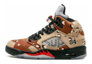 Air Jordan 5 Retro Brown