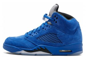 Air Jordan 5 Retro Game Royal, Black