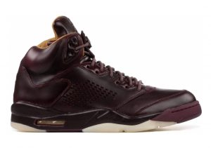 Air Jordan 5 Retro Bordeaux, Bordeaux - Sail