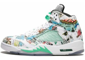 Air Jordan 5 Retro Multi Color/Multi Color