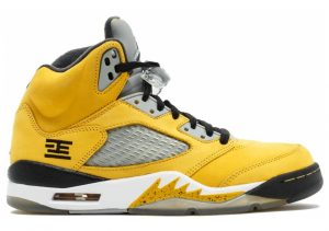Air Jordan 5 Retro Yellow