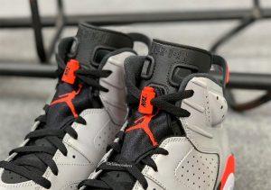 Nike Air jordan 6 Reflective