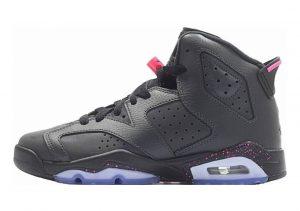 Air Jordan 6 Schwarz