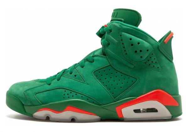 Air Jordan 6 Green