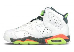 Air Jordan 6 Weiss