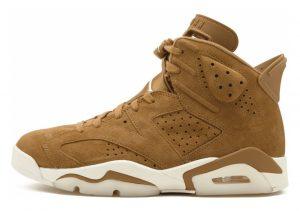 Air Jordan 6 Brown