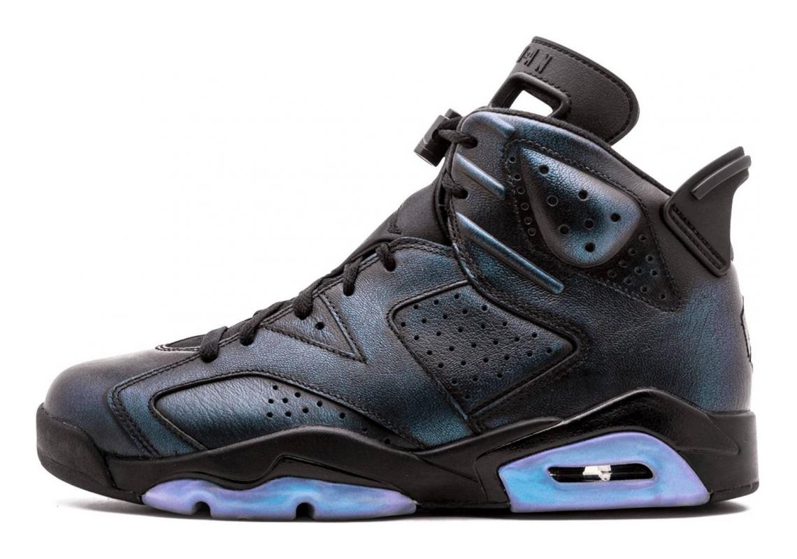 Air Jordan 6 Nero