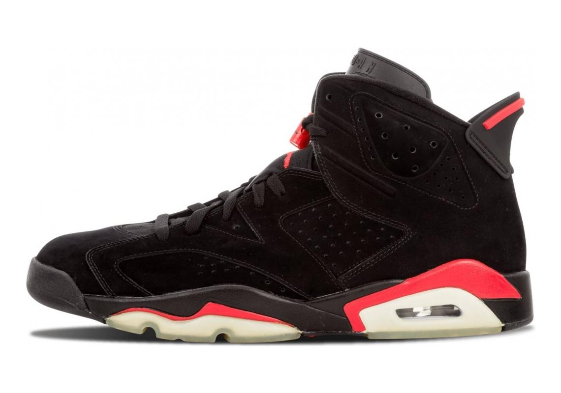 Air Jordan 6 black, infrared 23-black