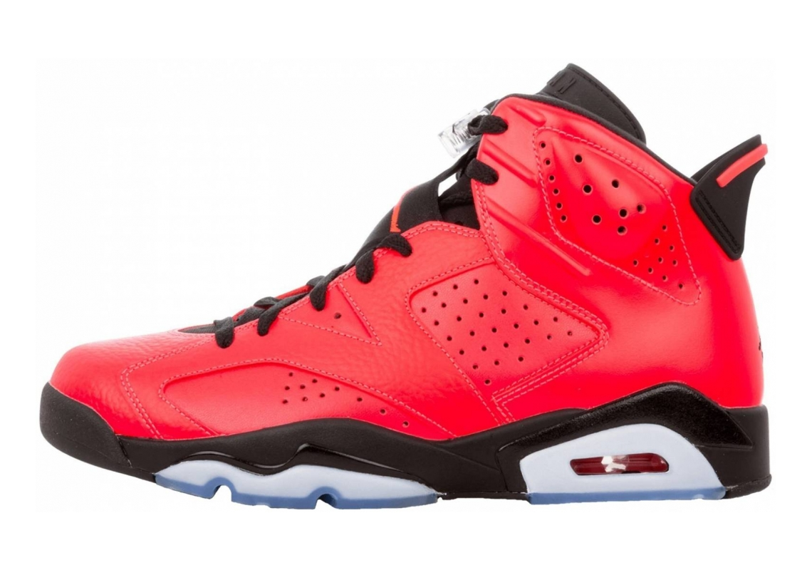 Air Jordan 6 Red