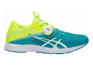Asics Gel 451 Flash Yellow/Lagoon