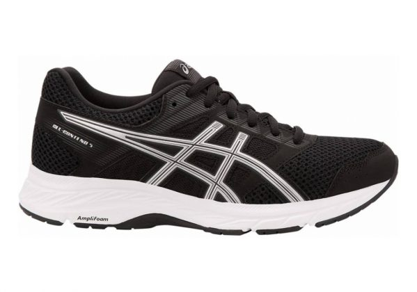 Asics Gel Contend 5 Black/Silver