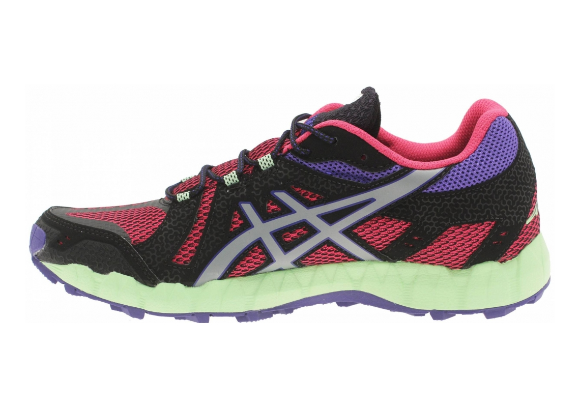 Asics Gel FujiTrainer 3 Red