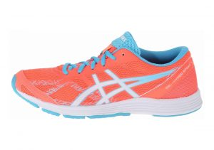 Asics Gel Hyper Speed 7 Flash Coral/White/Turquoise