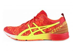 Asics Gel Hyper Tri 2 Flame Orange / Safety Yellow / True Red