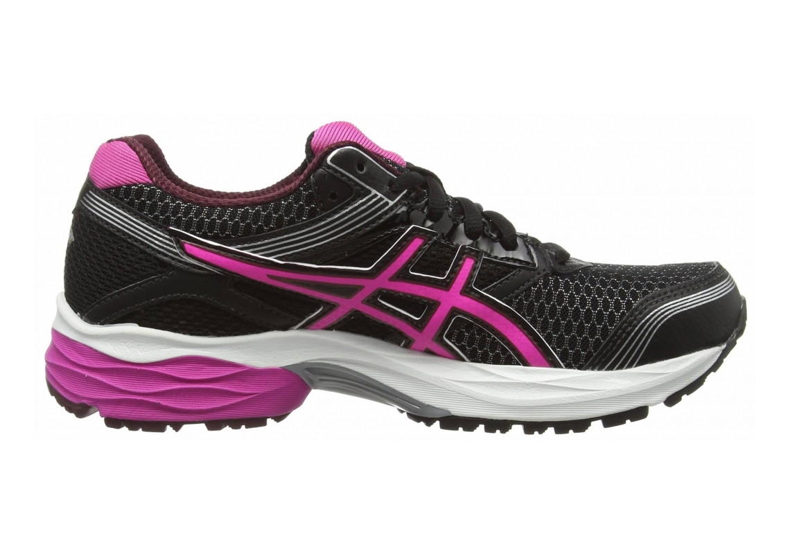 Asics Gel Pulse 7 GTX Black (Black/Pink Glow/Royal Burgundy 9035)
