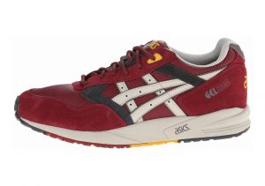 Asics Gel Saga Burgundy/Off White