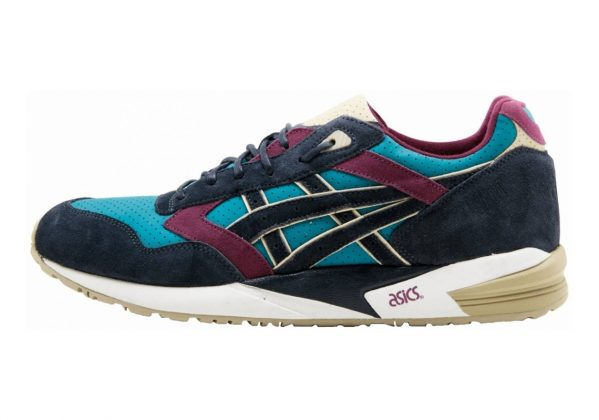 Asics Gel Saga Dark Navy/Green