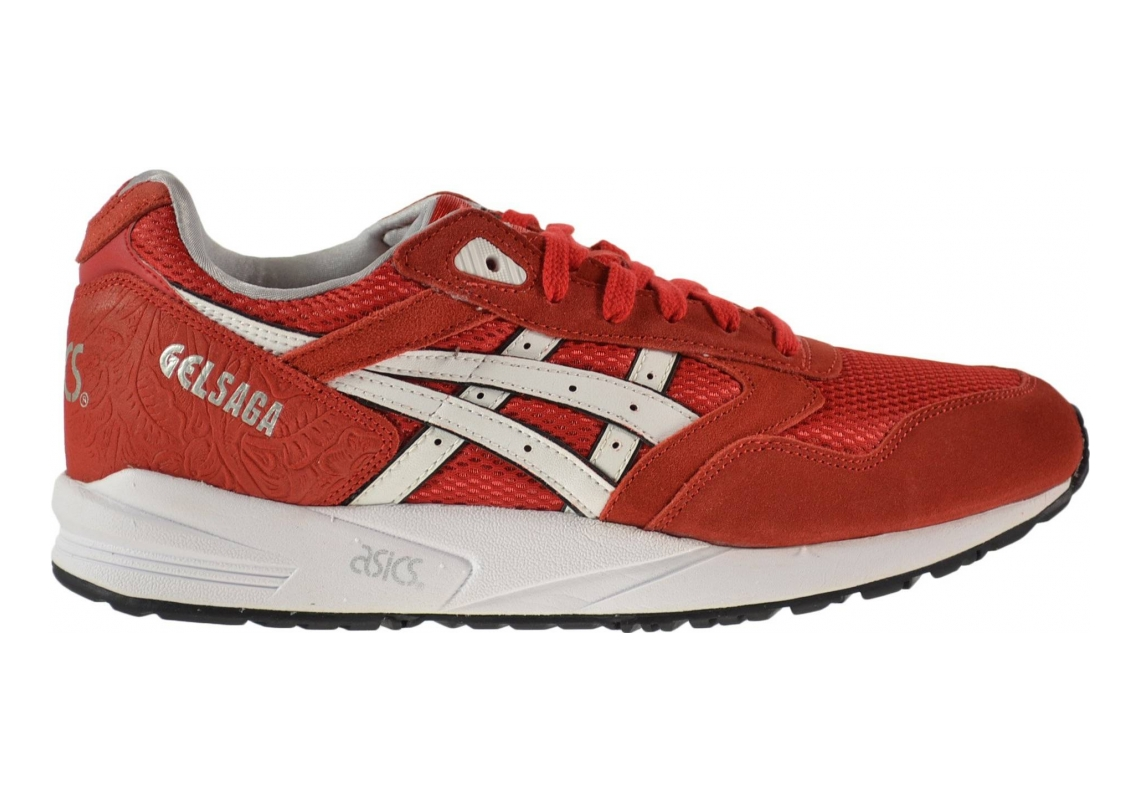 Asics Gel Saga Fairy Red/White