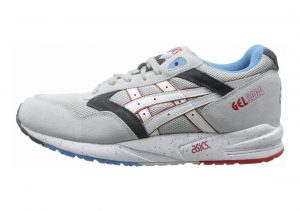 Asics Gel Saga Soft Grey/White
