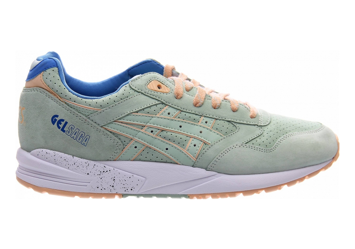 Asics Gel Saga Green