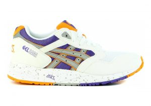Asics Gel Saga White / Light Grey / Purple