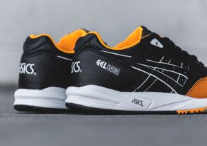 Asics Gel Saga Orange Toe