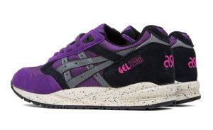 Asics Gel Saga Purple Grey