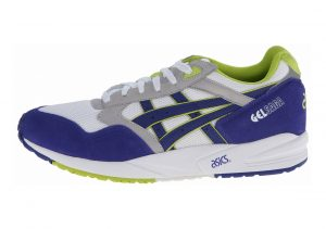 Asics Gel Saga White/Dark Blue