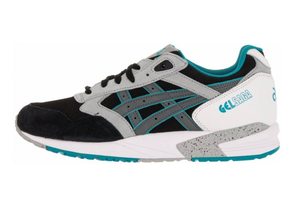 Asics Gel Saga Black/Grey